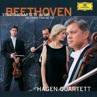Hagen Quartett – Mozart: Fugues; Adagio and Fugue K.546 / Beethoven: String Quartet Opp.130/133