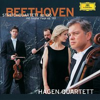 Hagen Quartett – Mozart: Fugues; Adagio and Fugue K.546 / Beethoven: String Quartet Opp.130/133