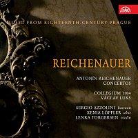 Collegium 1704, Václav Luks – Reichenauer: Koncerty. Hudba Prahy 18. století MP3