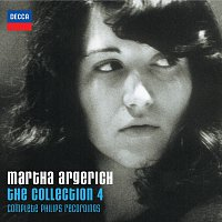 Přední strana obalu CD Martha Argerich - The Collection 4 - Complete Philips Recordings