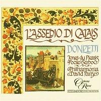 Christian Du Plessis, Della Jones, David Parry, Philharmonia Orchestra – Donizetti: L'assedio di Calais