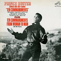 Prince Buster – Sings His Hit Song Ten Commandments