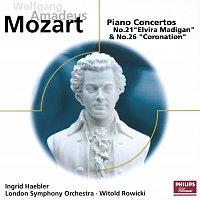 Ingrid Haebler, London Symphony Orchestra, Witold Rowicki – Mozart: Piano Concertos Nos. 21 & 26
