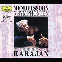 Berliner Philharmoniker, Herbert von Karajan – Mendelssohn: 5 Symphonies
