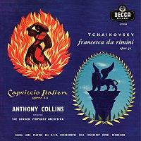 Anthony Collins – Bizet: Carmen Suite No. 1; Falla: El amor brujo; Tchaikovsky: Capriccio Italien; Francesca da Rimini [Anthony Collins Complete Decca Recordings, Vol. 6]