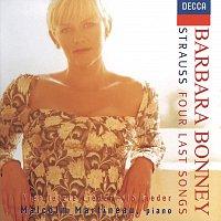 Přední strana obalu CD Strauss, R.: Four Last Songs