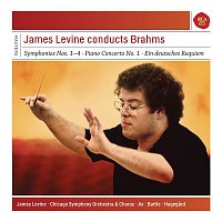 James Levine – James Levine conducts Brahms - Sony Classical Masters