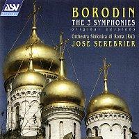 José Serebrier, Orchestra Sinfonica di Roma – Borodin: The 3 Symphonies