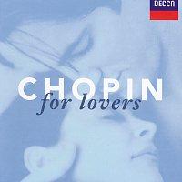 Přední strana obalu CD Chopin for Lovers