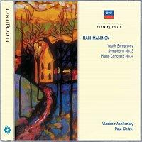 L'Orchestre de la Suisse Romande, Paul Kletzki, Vladimír Ashkenazy, André Previn – Rachmaninov: Youth Symphony; Symphony No.3; Piano Concerto No.4