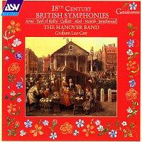 Přední strana obalu CD 18th Century British Symphonies