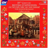 The Hanover Band, Graham Lea-Cox – 18th Century British Symphonies