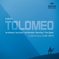 Ann Hallenberg, Karina Gauvin, Anna Bonitatibus, Romina Basso, Pietro Spagnoli – Handel: Tolomeo