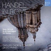 Giulio Prandi, Ghislieri Choir, Consort, Georg Friedrich Händel – Handel in Rome 1707 (Live)