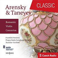 František Novotný, Prague Radio Symphony Orchestra – Arensky & Taneyev: Romantic Violin Concertos