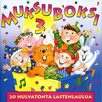 Various Artists.. – Muksuboksi 3 - 20 hulvatonta lastenlaulua