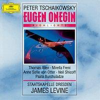 Anne Sofie von Otter, Mirella Freni, Sir Thomas Allen, Paata Burchuladze – Tchaikovsky: Eugen Onegin - Highlights