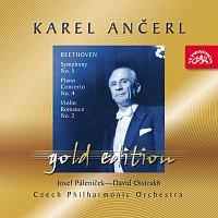 Česká filharmonie, Karel Ančerl – Ančerl Gold Edition 25. Beethoven: Symfonie č. 5, Koncert pro klavír a orch.č. 4, Romance pro housle a orch.č. 2