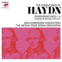 Max Goberman, Joseph Haydn, Orchester der Wiener Staatsoper – Haydn: Symphonies Nos. 1-4 & L'infedelta delusa Overture