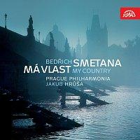 Pražská komorní filharmonie, Jakub Hrůša – Smetana: Má vlast. Cyklus symfonických básní