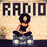 Přední strana obalu CD Radio Music Society