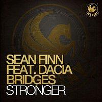 Sean Finn – Stronger (feat. Dacia Bridges)