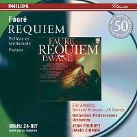 Elly Ameling, Bernard Kruysen, Jill Gomez, Netherlands Radio Chorus, Jean Fournet – Fauré: Requiem; Pavane; Pelléas et Mélisande