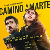 Přední strana obalu CD Camino A Marte [Original Motion Picture Soundtrack]