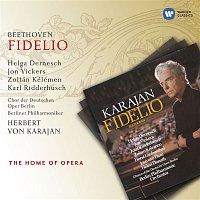 Helga Dernesch, Jon Vickers, Chore der Deutschen Oper Berlin, Herbert von Karajan, Berliner Philharmoniker – Beethoven: Fidelio