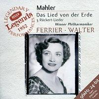 Kathleen Ferrier, Julius Patzak, Wiener Philharmoniker, Bruno Walter – Mahler: Das Lied von der Erde; 3 Ruckert Lieder