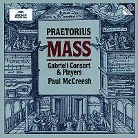 Přední strana obalu CD Praetorius: Mass