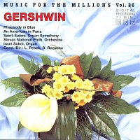 Slovak Philharmonic Orchestra, Bystrík Režucha – Music For The Millions Vol. 26 - Gershwin/Saint-Saens