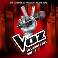 Různí interpreti – Directos - La Voz [Vol.3]