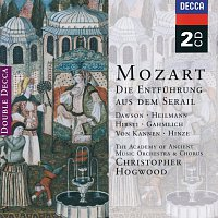 Lynne Dawson, Uwe Heilmann, The Academy of Ancient Music, Christopher Hogwood – Mozart: Die Entfuhrung aus dem Serail [2 CDs]