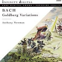 Anthony Newman, Johann Sebastian Bach – INFINITY DIGITAL: Goldberg Variations