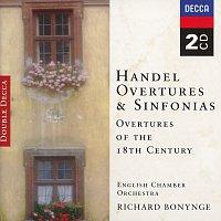 English Chamber Orchestra, Richard Bonynge – Handel, etc.: Overtures of the 18th Century
