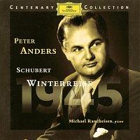 Přední strana obalu CD Centenary Collection: 1945 - Schubert: Winterreise