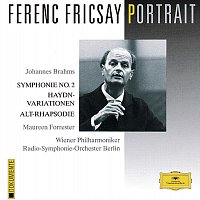 Maureen Forrester, Wiener Philharmoniker, Radio-Symphonie-Orchester Berlin – Ferenc Fricsay Portrait - Brahms: Symphony No.2; Haydn Variations; Alto Rhapsody