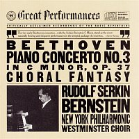 Rudolf Serkin, New York Philharmonic, Leonard Bernstein – Beethoven: Piano Concerto No. 3