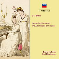 George Malcolm, Karl Munchinger, Members of the Philomusica of London – J.S. Bach: Harpsichord Concertos / The Art Of Fugue