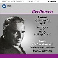 Hans Richter-Haaser, Philharmonia Orchestra & István Kertész – Beethoven: Piano Concerto No. 4, Op. 58 & Rondo, Op. 51 No. 2