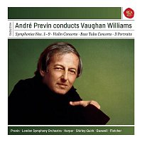 André Previn, Ralph Vaughan Williams, London Symphony Orchestra – André Previn Conducts Vaughan Williams Symphonies 1-9, Concerto and More