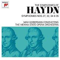 Max Goberman, Joseph Haydn, Orchester der Wiener Staatsoper – Haydn: Symphonies Nos. 27, 32, 34 & 35