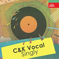 Přední strana obalu CD C&K Vocal - Singly