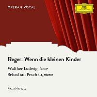 Walther Ludwig, Sebastian Peschko – Reger: Wenn die kleinen Kinder