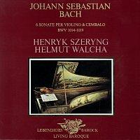 Henryk Szeryng, Helmut Walcha – Bach, J.S.: Violin Sonatas Nos. 1-6