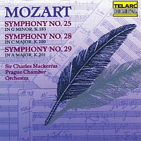 Sir Charles Mackerras, Prague Chamber Orchestra – Mozart: Symphonies Nos. 25, 28 & 29