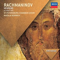 Přední strana obalu CD Rachmaninov: Vespers - All Night Vigil