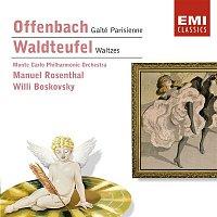 Manuel Rosenthal, Orchestre Philharmonique de Monte-Carlo – Offenbach & Waldteufel: Orchestral Works