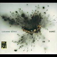 Přední strana obalu CD Berio: Coro